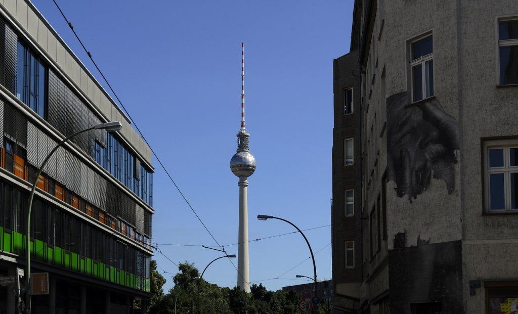 Street Berlin